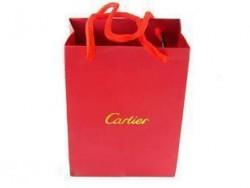 Cartier Jewelry Shopping Bag