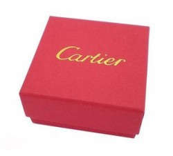 Cartier Jewelry Necklace & Earrings Square Box-7cm * 7cm * 3.5cm