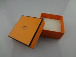 Hermes Jewelry Square Box
