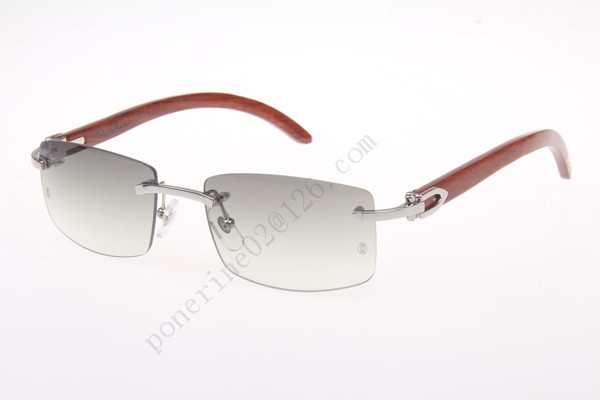 44783cf5c0 2016 Cartier 3524012 Wood Sunglasses