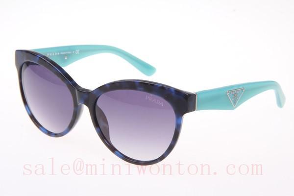de6f4b5711b7 ... good prada opr23qs sunglasses in blue tortoise green 2ea35 866ce