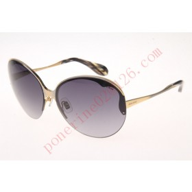 2016 Cheap Miu Miu SMU51O Sunglasses, Gold Grey