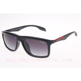 Prada SPS02P Sunglasses In Black
