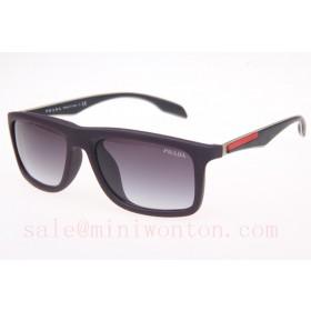 Prada SPS02P Sunglasses In Purple