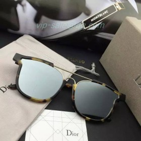 Raf Simons Dior Sunglasses in Silver Lens