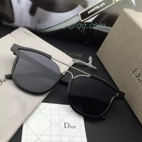 Raf Simons Dior Sunglasses in black Lens