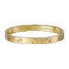 replica Cartier love Bracciale in oro giallo viene fornito con un cacciavite