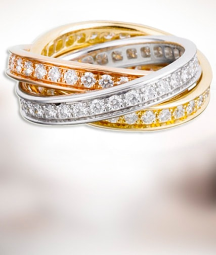 CARTIER-3-GOLD-RING