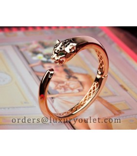 Panthere De Cartier Bracelet in 18kt Pink Gold