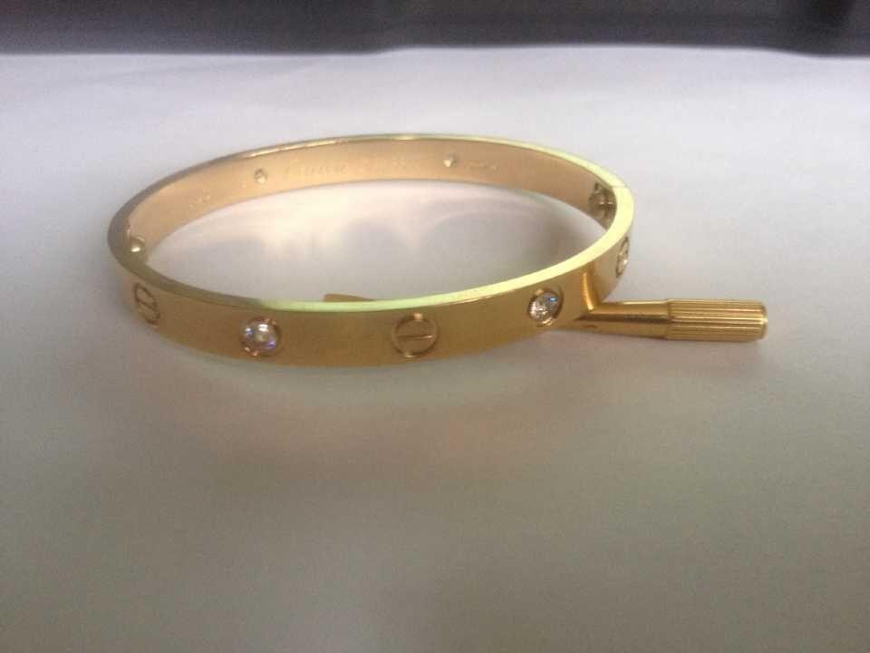 f05847b43729a Summer essential jewelry – Cartier love bracelet | Fine Replica Cartier