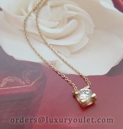 C de cartier pendant in yellow gold with a diamond cartier c de cartier pendant in yellow gold with a diamond mozeypictures Image collections