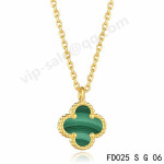 Tips on van cleef necklace length for online shopping