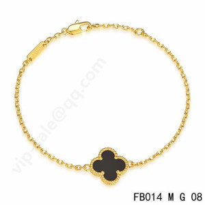 van cleef & arpels clover bracelet replica shop sale the cheap bracelet
