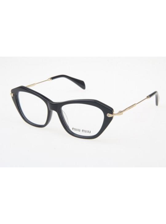 Miu Miu VMU04LV Eyeglasses In Black