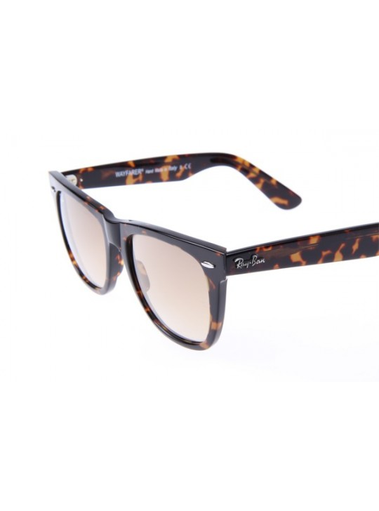 Ray Ban Wayfarer RB2140 54-18 Sunglasses in Tortoise 902 51