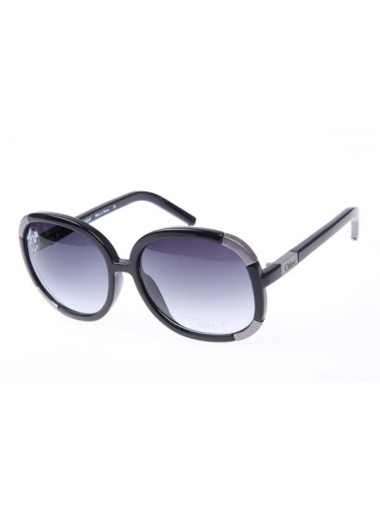 Chloe CL2119 Sunglasses In Black