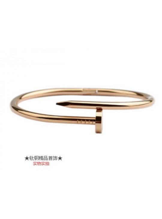 Cartier JUSTE UN CLOU Bracelet in 18k Pink Gold