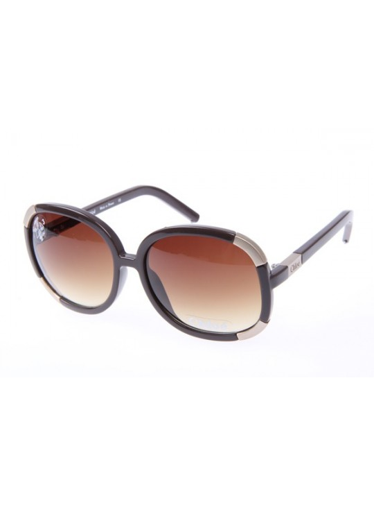 Chloe CL2119 Sunglasses in Coffee