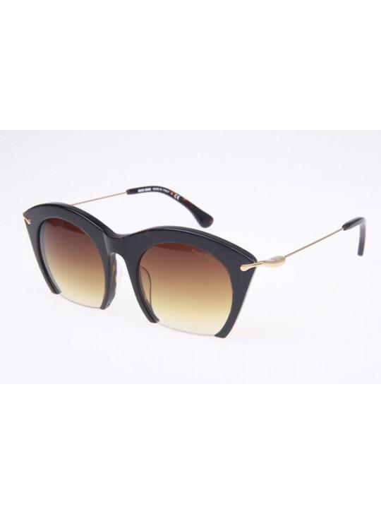 Miu Miu MU14NS Sunglasses In Tortoise