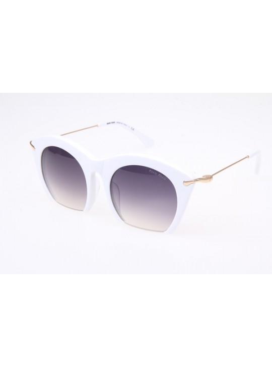Miu Miu MU14NS Sunglasses In White