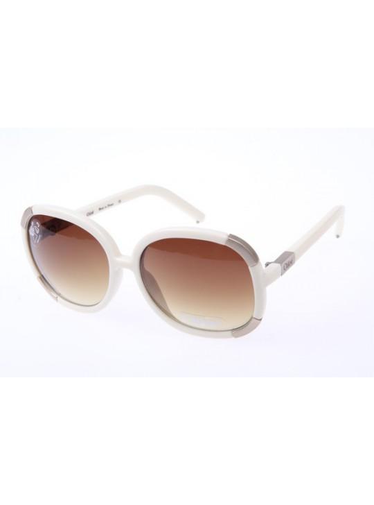 Chloe CL2119 Sunglasses In White