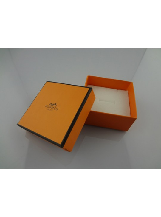 Hermes Jewelry Square Box