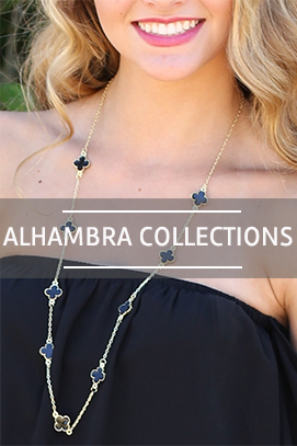 Van Cleef & Arpels Alhambra Necklace for you