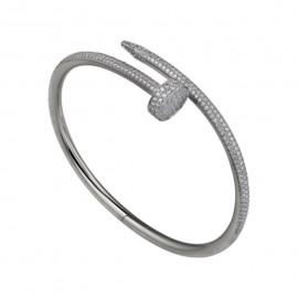 Amulette De Cartier Necklace Replica Yellow Gold Chrysoprase Diamond Pendant B7224520