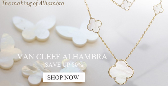 knockoff van cleef & arpels alhambra necklace cheap sale on van cleef replica jewelry store