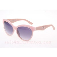 Prada OPR23QS Sunglasses In Pink