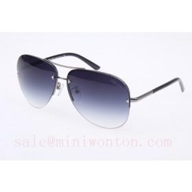 Prada SPR530S Sunglasses In Gunmetal