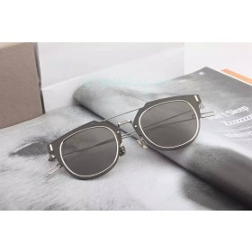 Dior Composit 1.0 Sunglasses in light black Lens