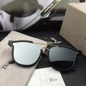 Raf Simons Dior Sunglasses in black