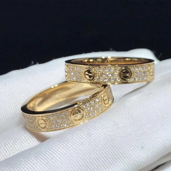Cartier Love Ring, wedding band