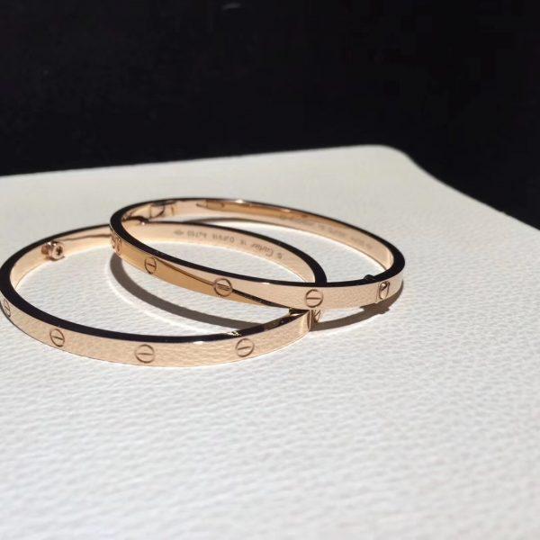 Cartier Love Bracelet, small model