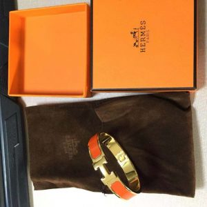 100% Original Hermes H Bracelet