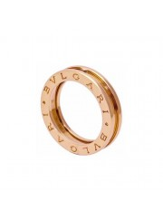Bvlgari B.ZERO1 ring pink gold 1 band ring AN852422 replica