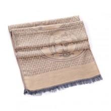 Discount Hermes Wool Shawl Scarf Sand Lilac Sale
