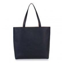 Hermes Leather Shoulder Bag H1039 Black