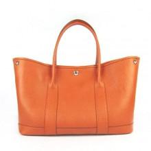 Hermes Garden Party Bag Orange