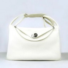 Hermes Lindy 34CM Shoulder Bag Beige