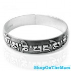 YunSilver S999 Sterling Silver Ancient Mens Bracelet