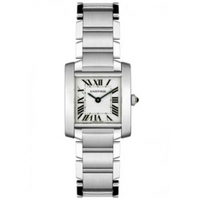 Replica Cartier Tank Francaise Quartz Movement Cartier Watch 2014