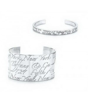 Cheap Tiffany Notes Bracelet Set