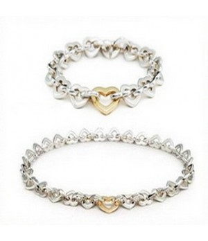 Paloma Picasso Loving Heart Necklace and Bracelet Set