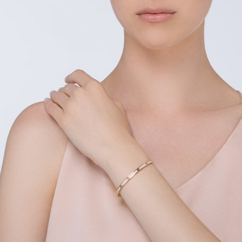 replica Cartier Love Bracelet Pink Gold SM Set With Brilliant-Cut Diamonds N6710717