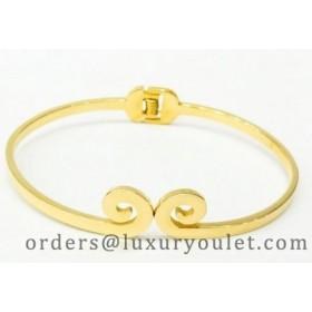 Cartier Hairpin Bracelet in 18k Yellow Gold